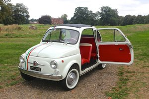 1964 FIAT 500 D Nova LHD For Sale