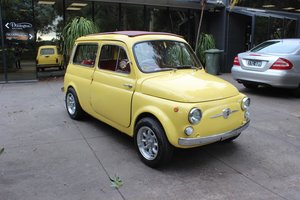 "Fiat 500 ""Giardiniera"" 1963 For Sale"