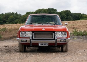 1973 Fiat 124 Coup CC For Sale by Auction