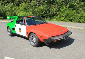 1984 Fiat X1/9 - Lot 676 For Sale by Auction