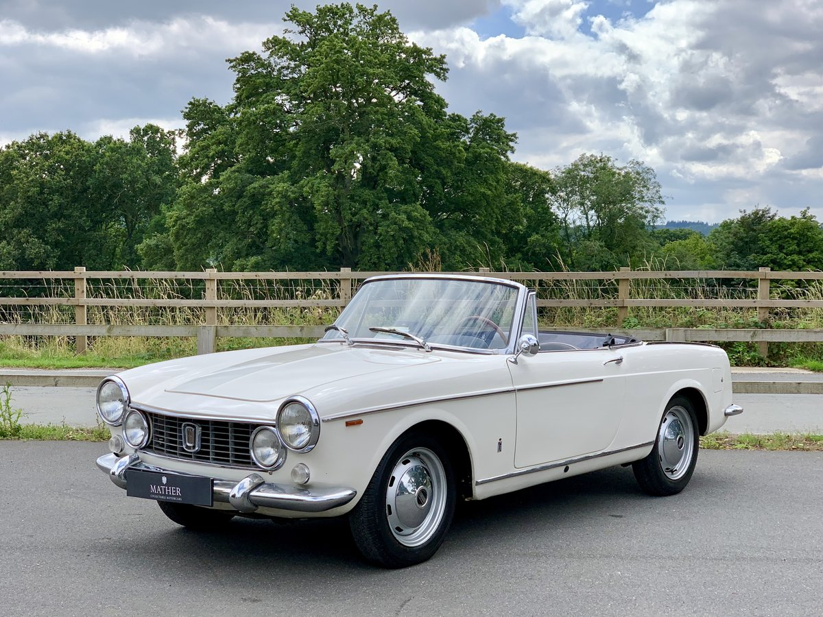 1963 Fiat 1600S OSCA  For Sale (picture 1 of 9)