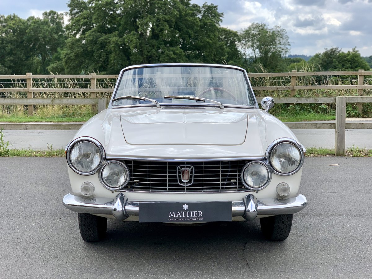 1963 Fiat 1600S OSCA  For Sale (picture 2 of 9)