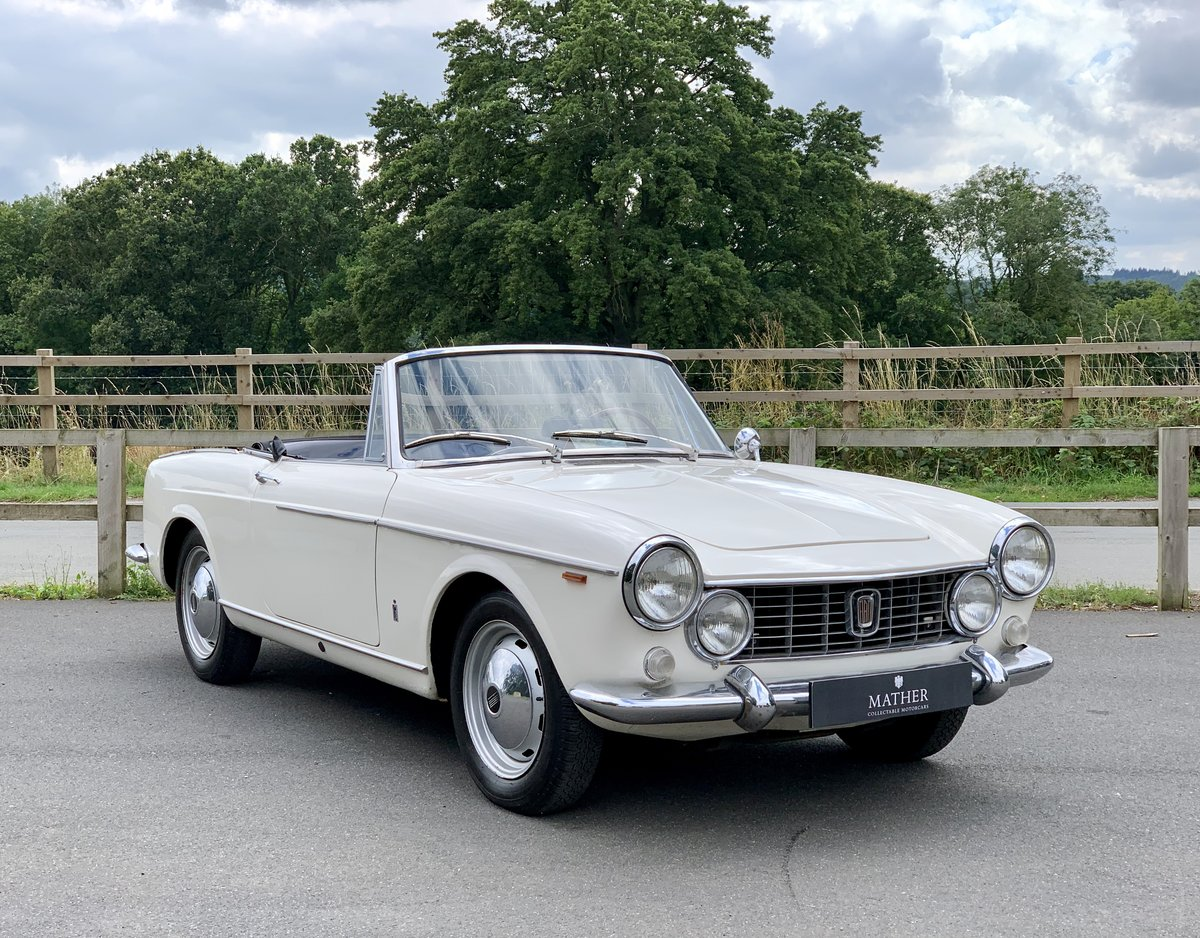 1963 Fiat 1600S OSCA  For Sale (picture 3 of 9)