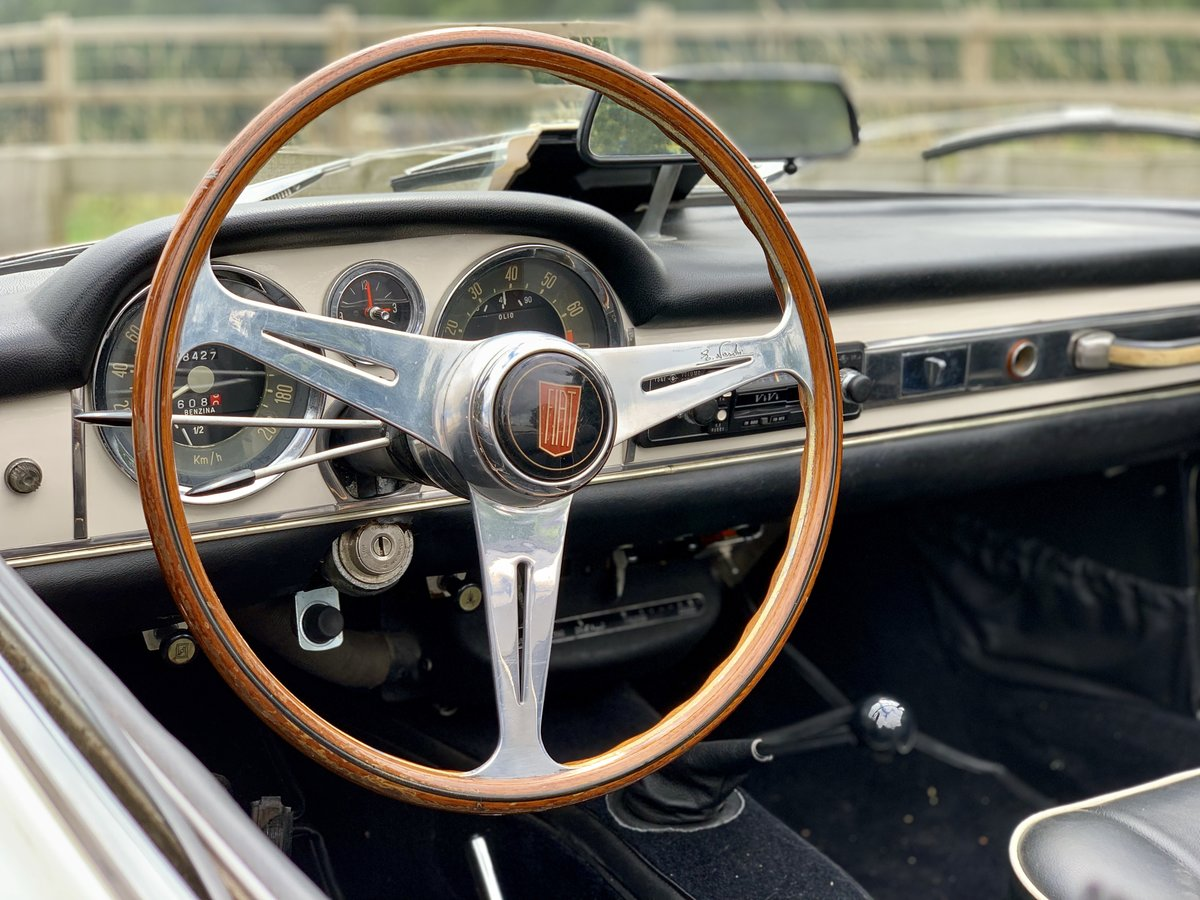 1963 Fiat 1600S OSCA  For Sale (picture 7 of 9)