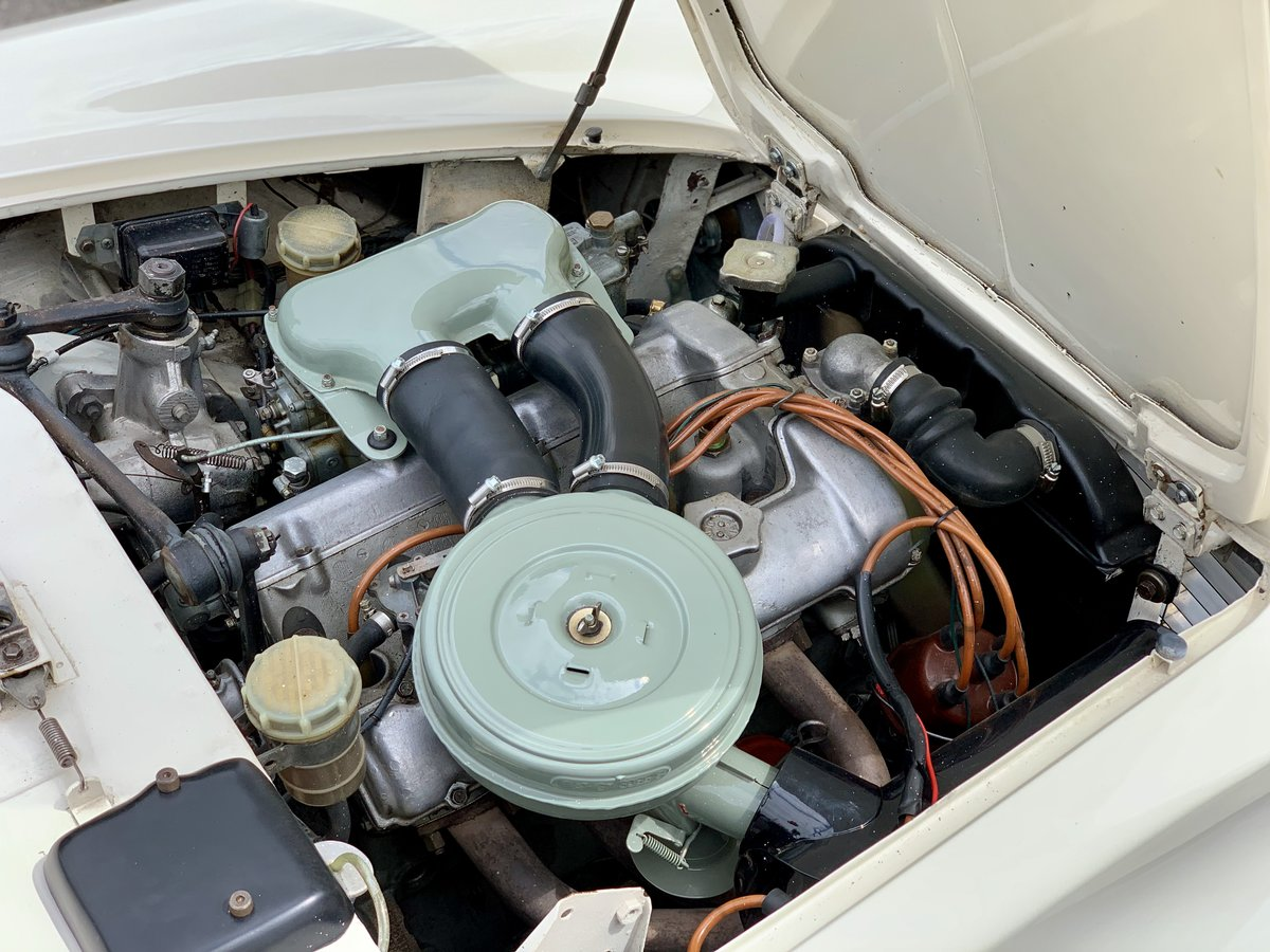 1963 Fiat 1600S OSCA  For Sale (picture 9 of 9)