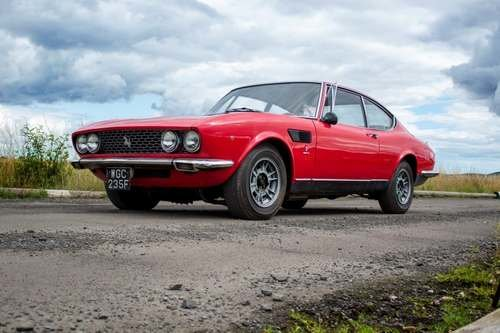 1968 Fiat Dino LHD at Morris Leslie Auction 17th August SOLD by Auction (picture 1 of 6)