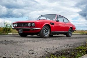 1968 Fiat Dino LHD at Morris Leslie Auction 17th August SOLD by Auction
