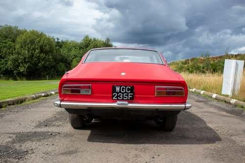 1968 Fiat Dino LHD at Morris Leslie Auction 17th August SOLD by Auction (picture 3 of 6)