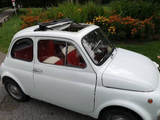 1966 Fiat 500  in super restored condition UK REGISTERTED For Sale (picture 1 of 6)
