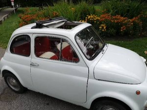 1966 Fiat 500  in super restored condition UK REGISTERTED For Sale