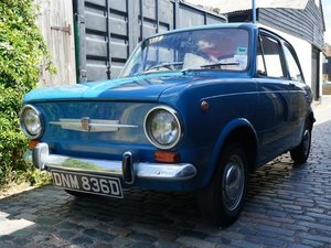 Picture of 1966 Fiat 850 NO RESERVE at ACA 24th August  SOLD
