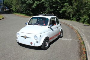 1970 Fiat Abarth 595 - Lot 920 For Sale by Auction