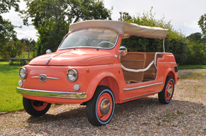 1964 500 giardiniera JOLLY by Ghia