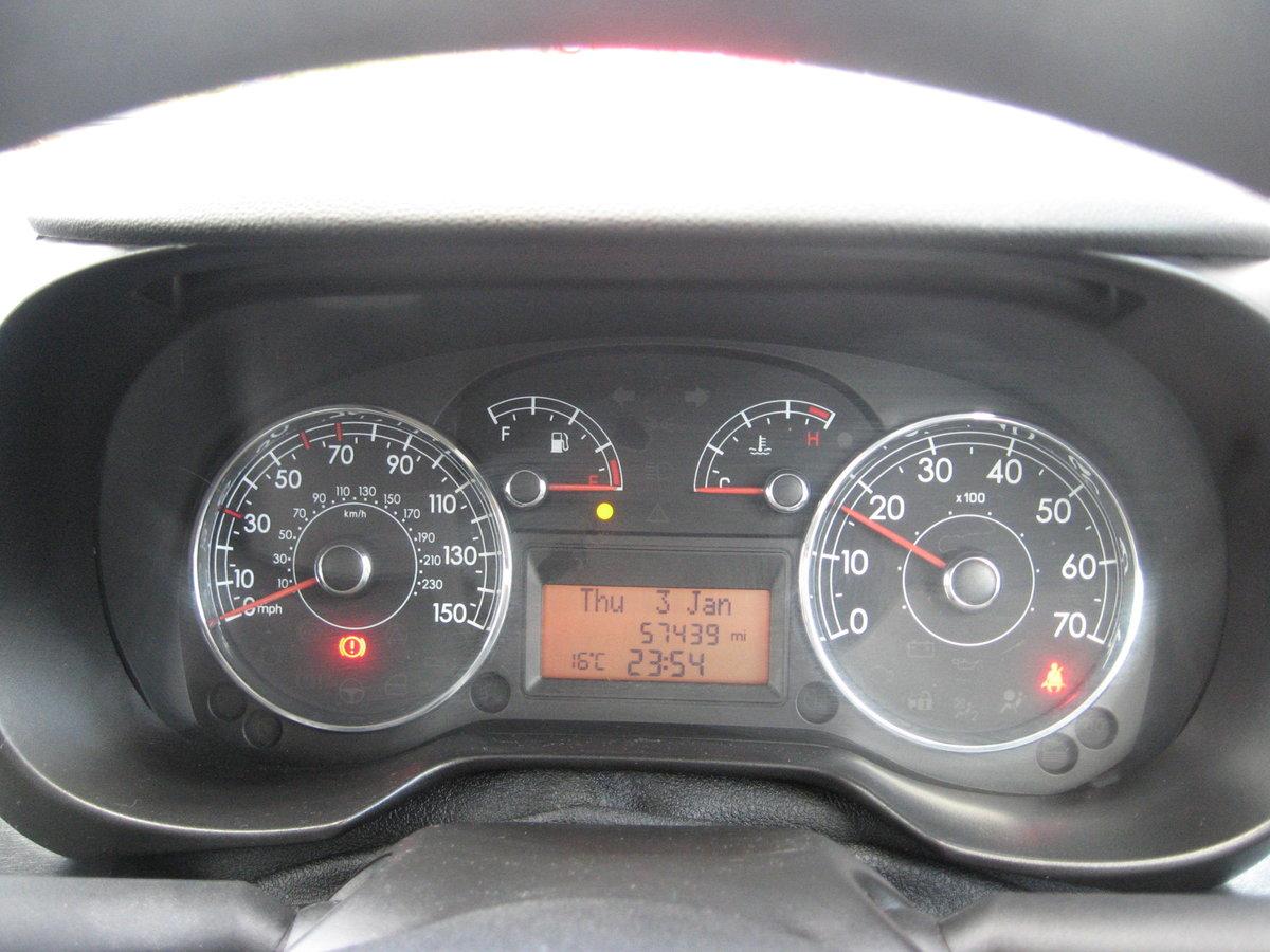 2009 59-reg Fiat Grande Punto 1.4 8v Active 5Dr manual in bl For Sale (picture 6 of 6)