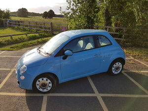 2018 Fiat 500 TwinAir Turbo Pop / Colour Therapy £0 Tax For Sale