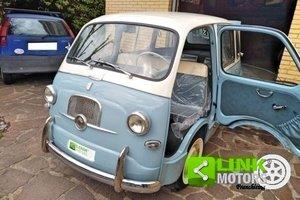 Fiat 600 Multipla 1958 restauro Professionale