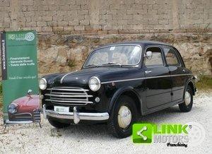 1956 Fiat 1100 103 Bauletto