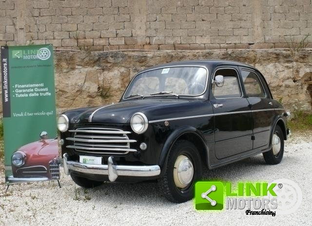 1956 Fiat 1100 103 Bauletto For Sale (picture 1 of 6)
