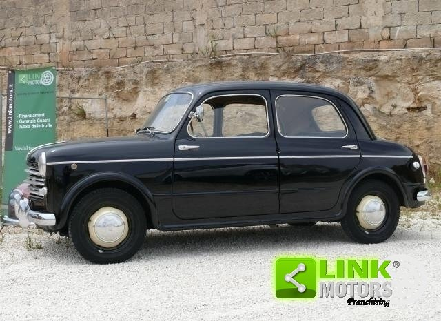 1956 Fiat 1100 103 Bauletto For Sale (picture 2 of 6)