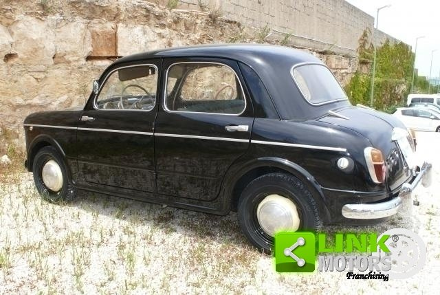 1956 Fiat 1100 103 Bauletto For Sale (picture 3 of 6)