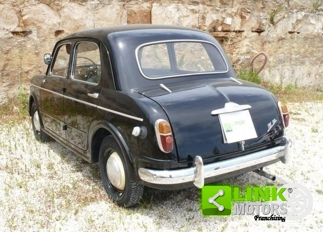 1956 Fiat 1100 103 Bauletto For Sale (picture 4 of 6)