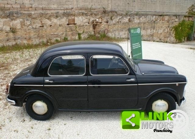 1956 Fiat 1100 103 Bauletto For Sale (picture 6 of 6)
