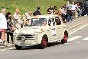 Fiat 1100 tipo 103 ex-Mille Miglia - 1953 For Sale