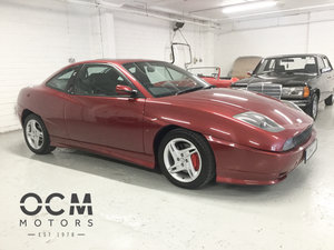 2000 Fiat Coupe 20V Turbo Plus For Sale
