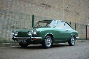 1972 Fiat 850 Sport Coupe