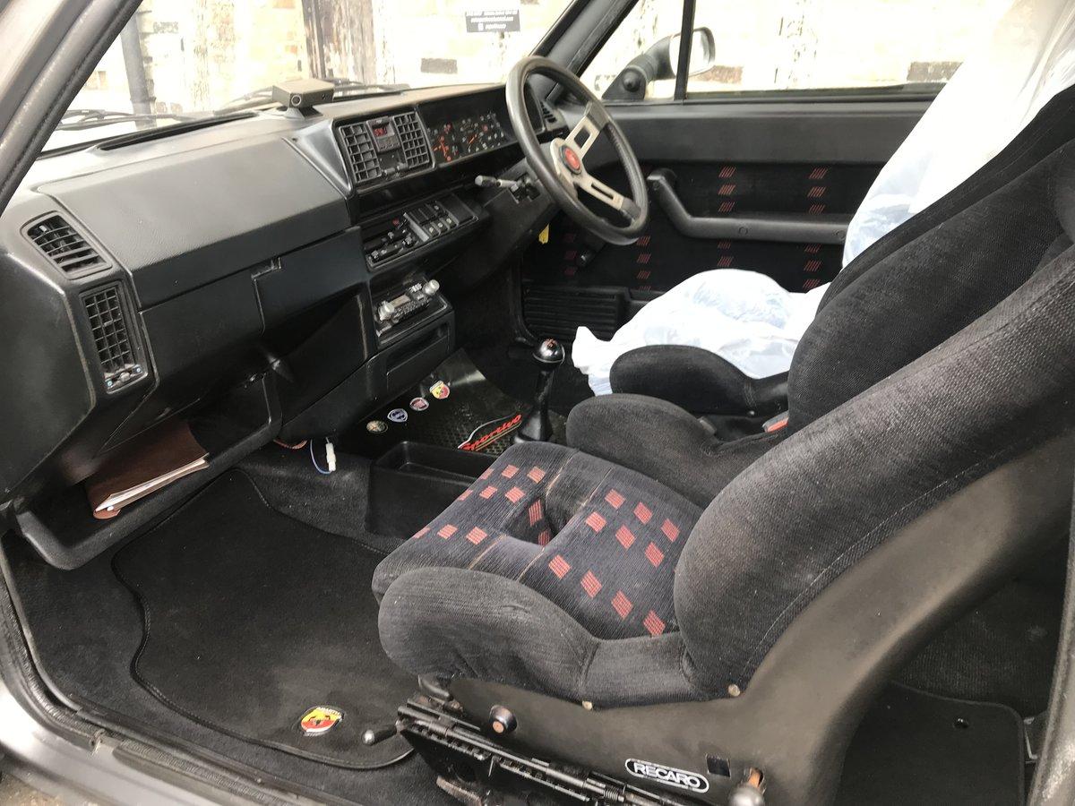 1984 Fiat Strada abarth For Sale (picture 2 of 5)