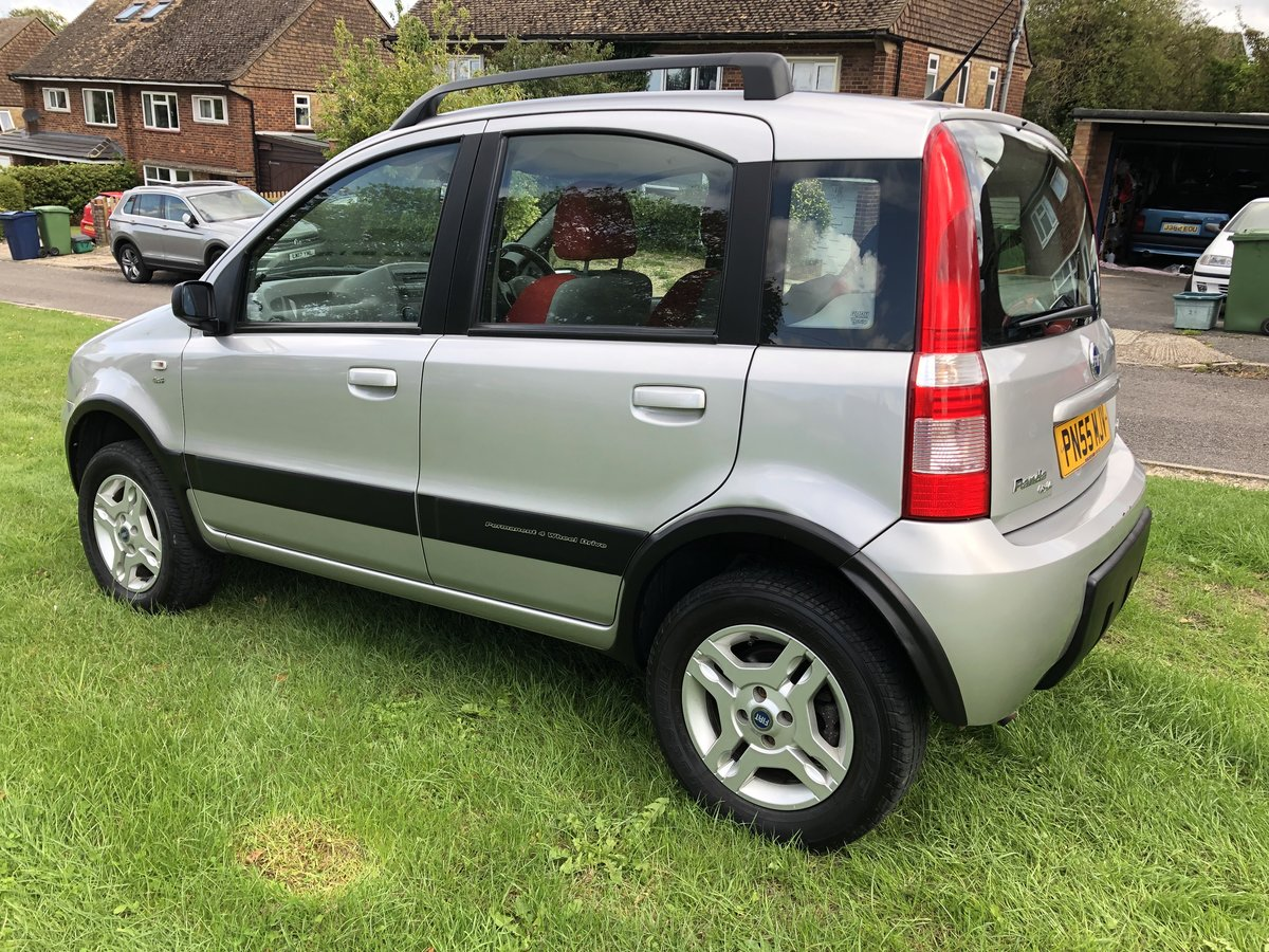 2005 Fiat Panda 4x4  SOLD (picture 2 of 6)