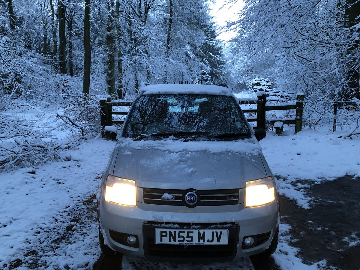 2005 Fiat Panda 4x4  SOLD (picture 6 of 6)
