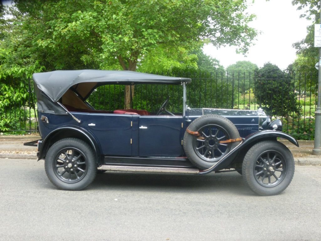 1927 FIAT TIPO 509 TOURER For Sale (picture 2 of 6)