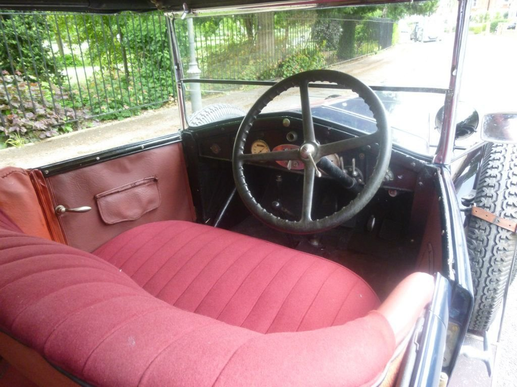 1927 FIAT TIPO 509 TOURER For Sale (picture 3 of 6)