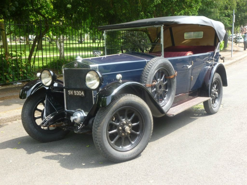 1927 FIAT TIPO 509 TOURER For Sale (picture 4 of 6)
