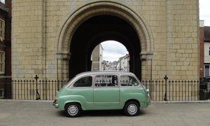 1963 FIAT 600D Multipla For Sale by Auction