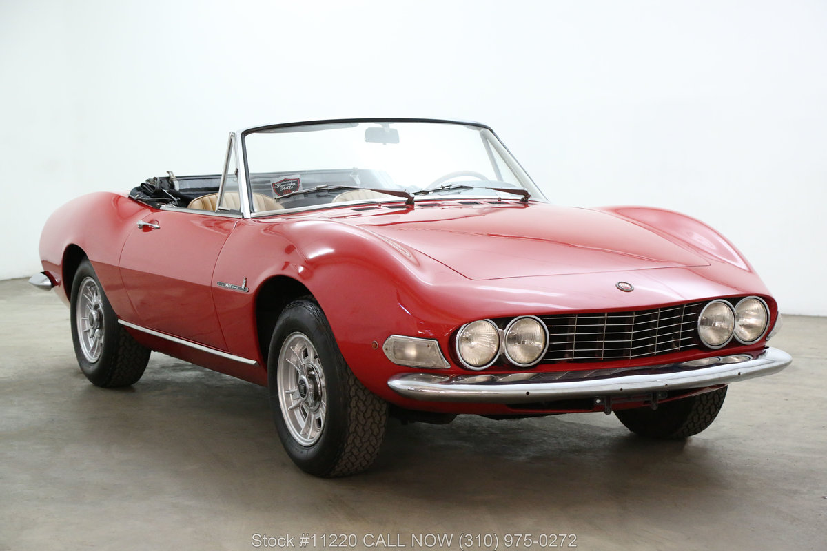 1967 Fiat Dino Spider For Sale (picture 1 of 6)