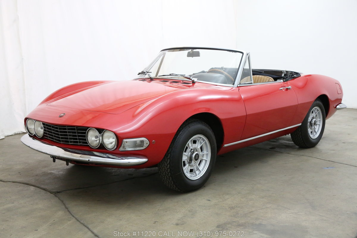 1967 Fiat Dino Spider For Sale (picture 3 of 6)