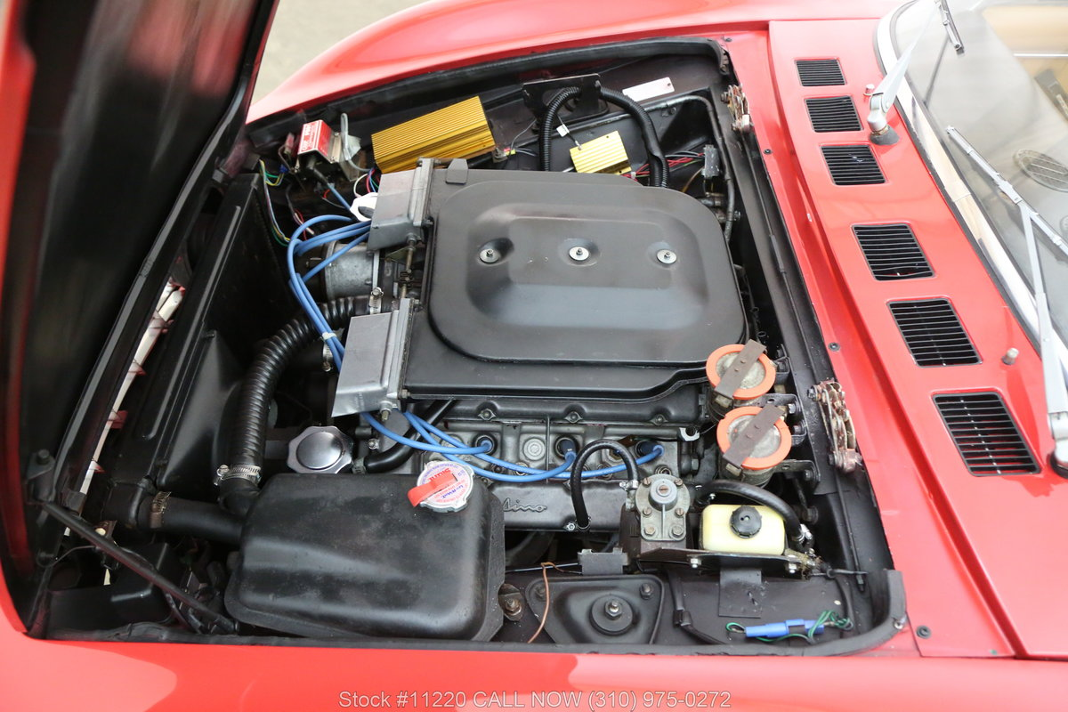 1967 Fiat Dino Spider For Sale (picture 5 of 6)