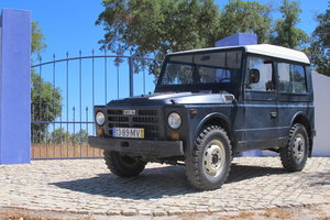 1986 FIAT Campagnola 4x4  For Sale