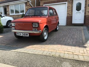 1974 FIAT 126 - 1st Series For Sale
