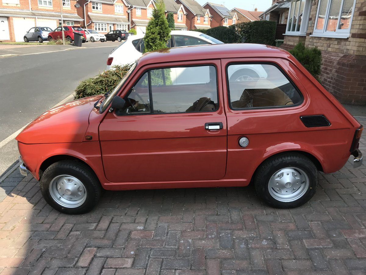 1974 FIAT 126 - 1st Series For Sale (picture 2 of 6)