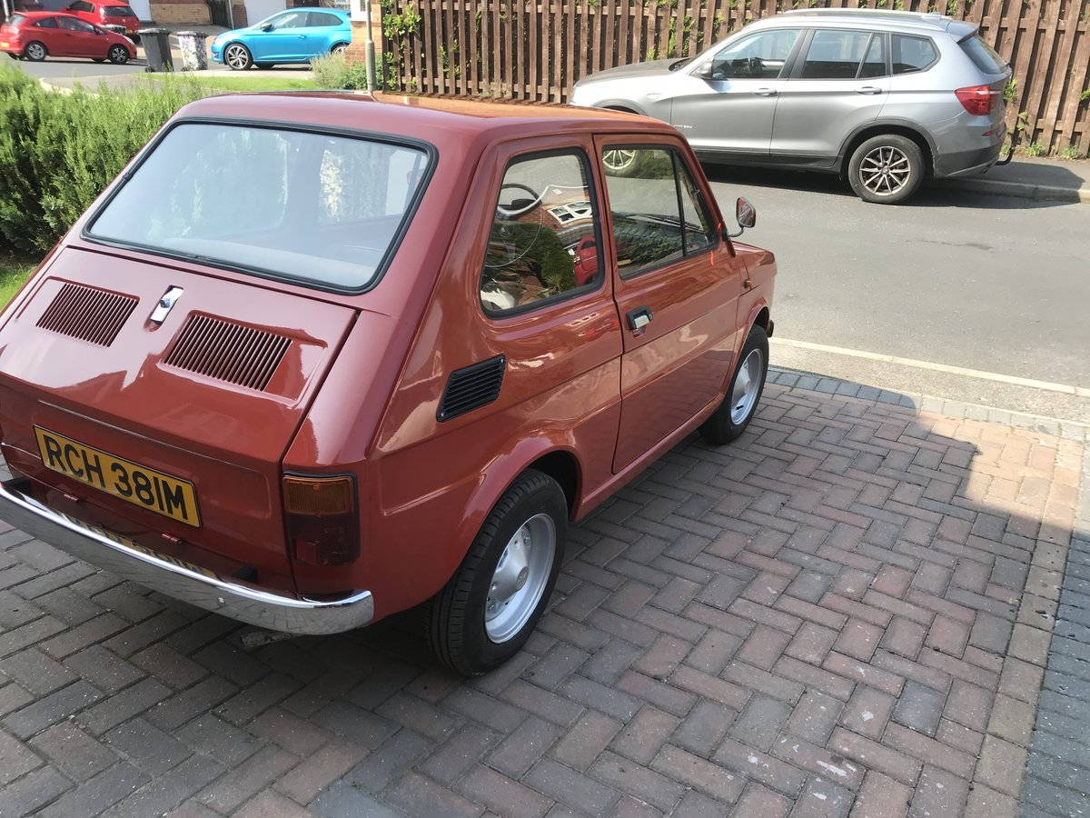 1974 FIAT 126 - 1st Series For Sale (picture 3 of 6)