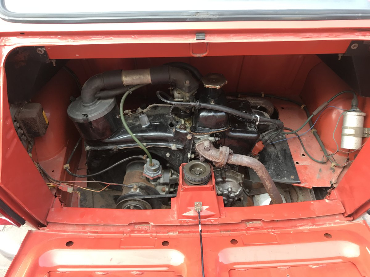 1974 FIAT 126 - 1st Series For Sale (picture 5 of 6)