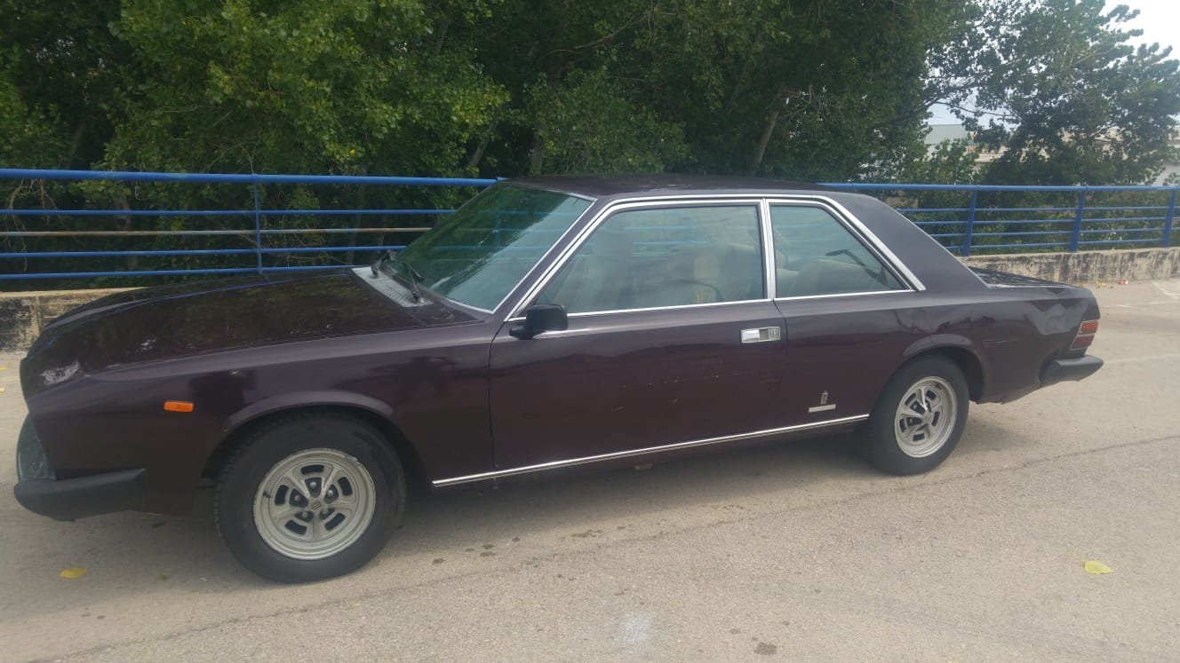 1972 Fiat 130 coupe For Sale (picture 1 of 6)
