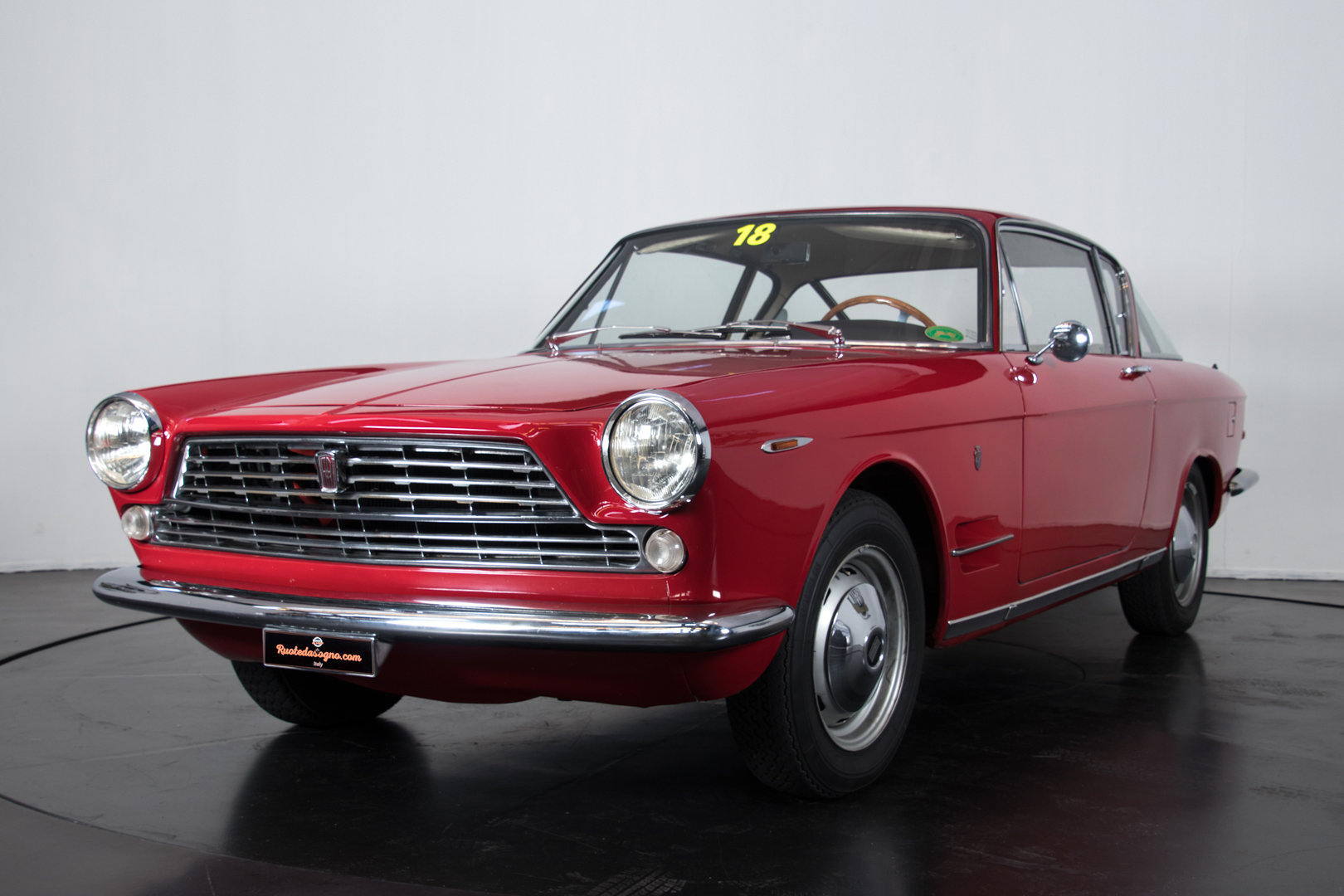 1963 Fiat 2300 S For Sale (picture 6 of 6)