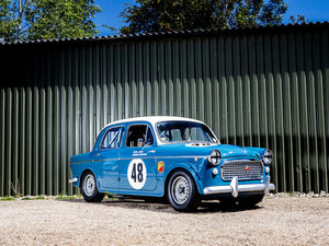 C.1959 FIAT 1100 'ABARTH EVOCATION' COMPETITION SALOON For Sale by Auction