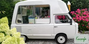1983 Fiat 900T/E Morrison Ice Cream Van, Foodtruck For Sale