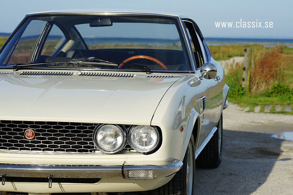 1968 Fiat Dino 2l in top condition For Sale (picture 2 of 6)