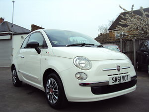 2012 Fiat 500 Pop – 1.2cc Petrol - £30 Road Tax for Year For Sale